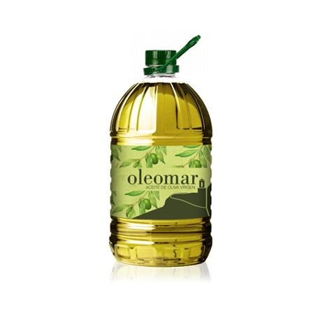 Aceite de Oliva Virgen 5 L